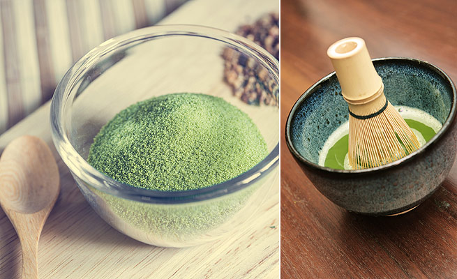 Té matcha, el elixir favorito de las 'celebrities'